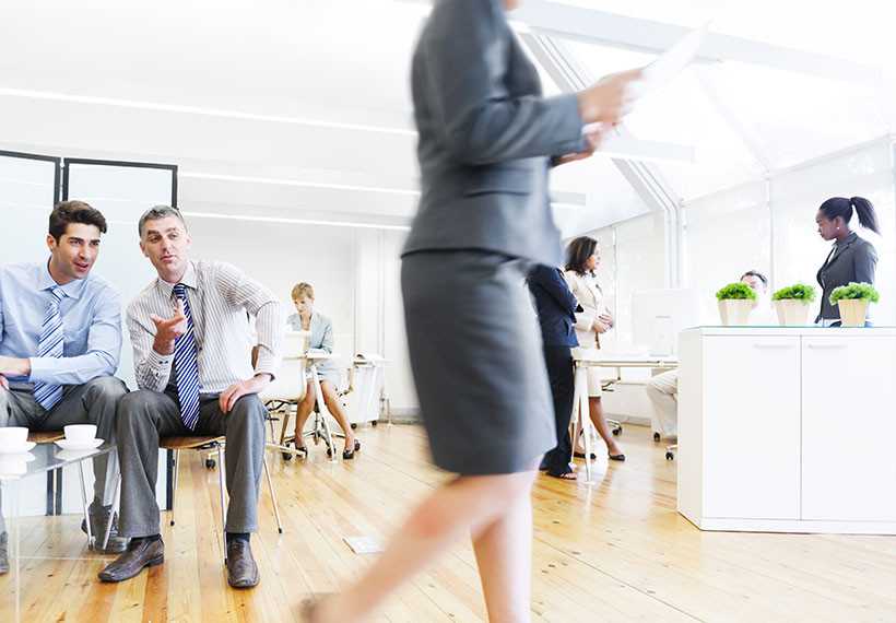 Sexual Harassment In The Workplace Ontario